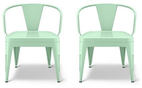 Pillowfort Industrial Kids Activity Chair (Set of 2)
