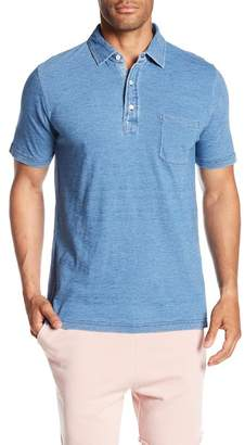 Faherty BRAND Short Sleeve Polo
