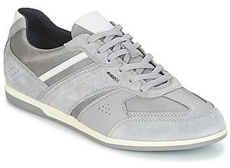 a198cdee39 Geox Grey Shoes For Men - ShopStyle UK