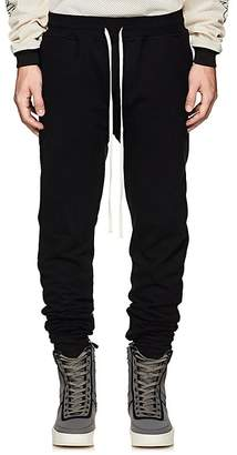 Fear Of God Men's Ankle-Zip Cotton Slim Sweatpants