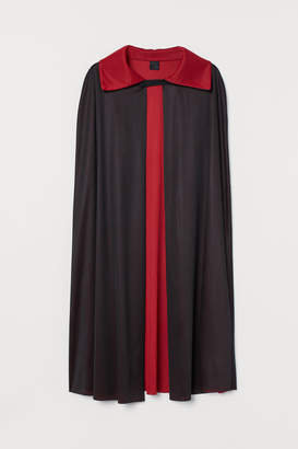 H&M Vampire Cape - Black