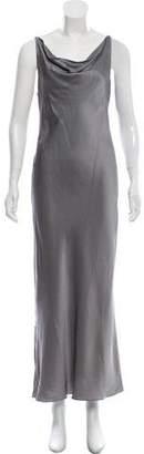 Donna Karan Cowl Slip Dress