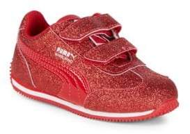 Puma Girl's Whirlwind Glitz Sneakers
