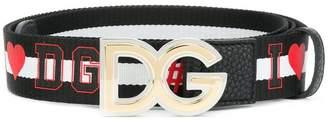 Dolce & Gabbana DGMiller belt