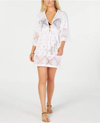 Dotti Santorini Tile Kimono Cover-Up Women's Swimsuit