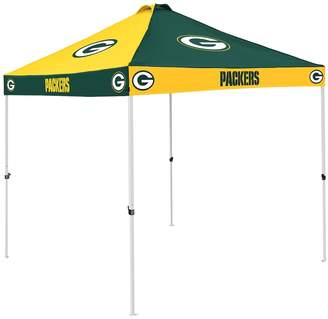 Logo Brand Green Bay Packers Checkerboard Tent