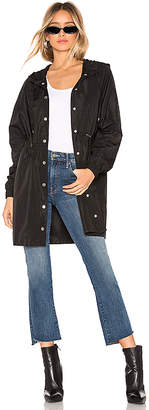 by the way. Sharona Drop Sleeve Windbreaker Coat