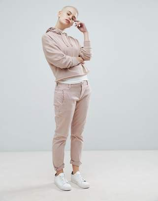 Selected tapered chino PANTS