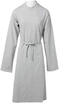 Vetements Grey Cotton Dresses