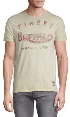 Buffalo David Bitton Graphic Cotton Tee