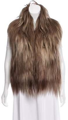 Maison Margiela Goat Hair Vest