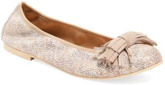 French Sole Women's Whisp Leather Ballet Flat