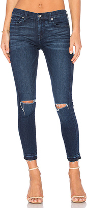 7 For All Mankind Ankle Skinny $199 thestylecure.com