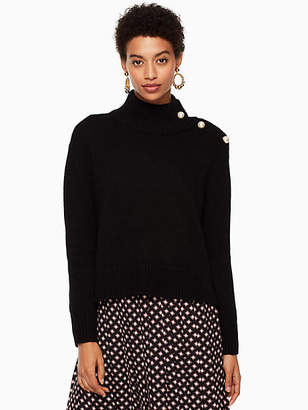 Kate Spade Pearl turtleneck sweater