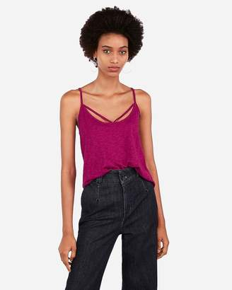Express One Eleven Strappy Relaxed Cami