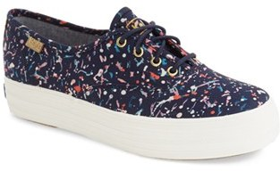 Keds ® 'Triple Deck - Liberty of London Print' Sneaker $79.95 thestylecure.com