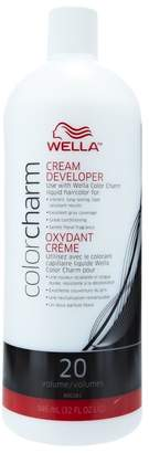 Wella Color Charm 20 Volume Creme Developer 32 oz.