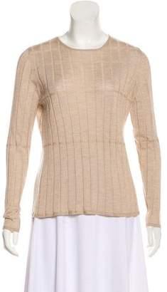 Akris Punto Cashmere & Silk Knit Top
