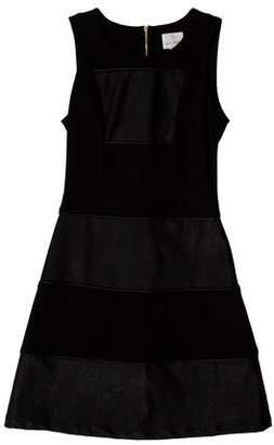 Julie Brown Sleeveless Mini Dress