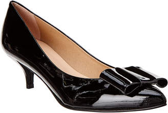 French Sole Diva Patent Pump