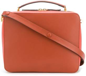 Anya Hindmarch The Stack double satchel