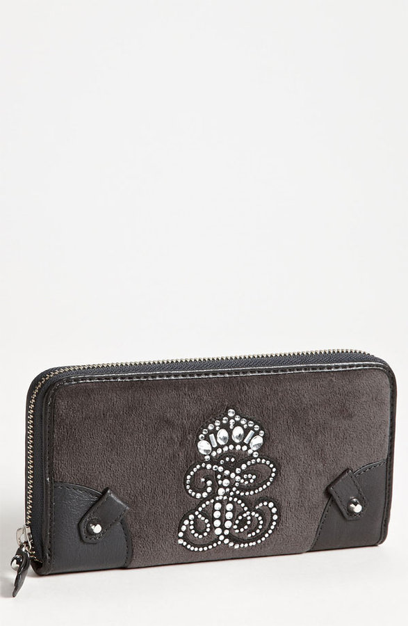 Juicy Couture 'All Hail' Zip Around Wallet