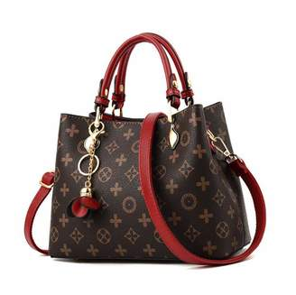 Louis Vuitton Memoriesed Auspiciousi Flowers 2018 Women Shoulder Bag Bolsa Feminina Houndstooth Female Causal Totes Luxury Handbags Dames Handbag