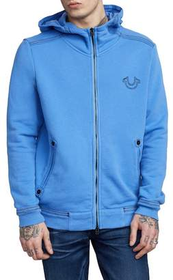 True Religion Zip-Up Hoodie