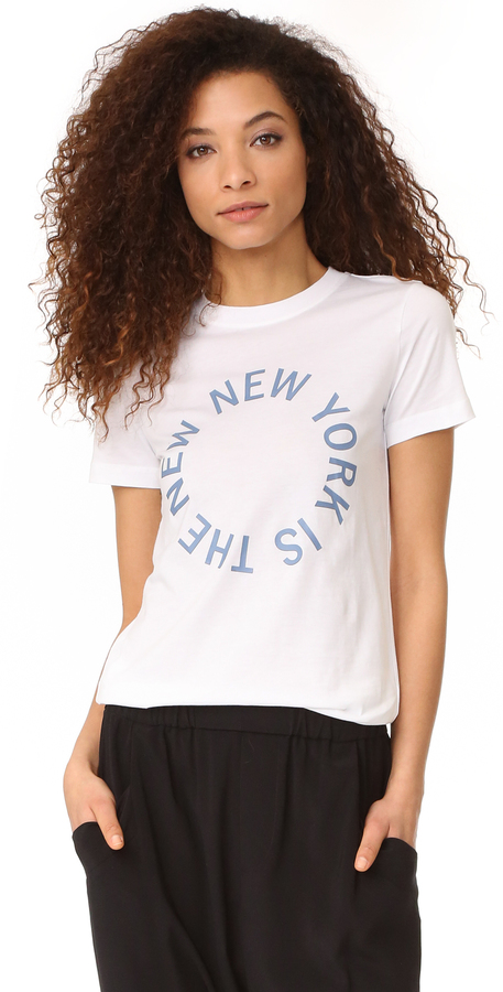 DKNYDKNY New York Logo Crew