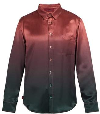Sies Marjan - Sander Satin Dégradé Shirt - Mens - Multi