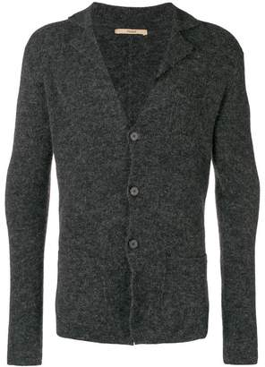 Nuur buttoned knit cardigan