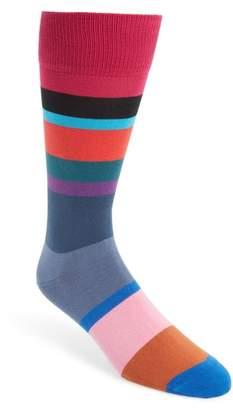Paul Smith Mike Colorblocked Socks