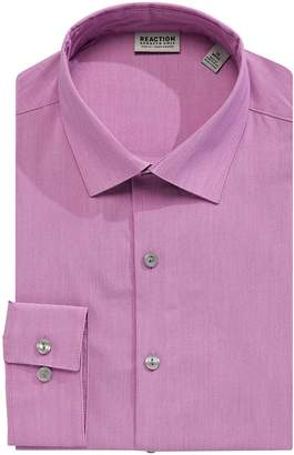 Kenneth Cole Reaction Long Sleeve Button-Down Shirt