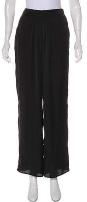 Calvin Klein Collection High-Rise Flared Pants w/ Tags