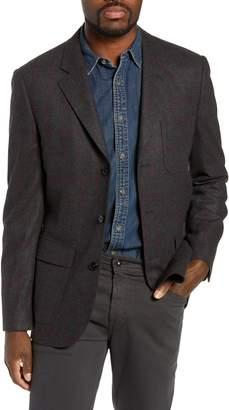 J.Crew Ludlow Trim Fit Windowpane Suit Jacket