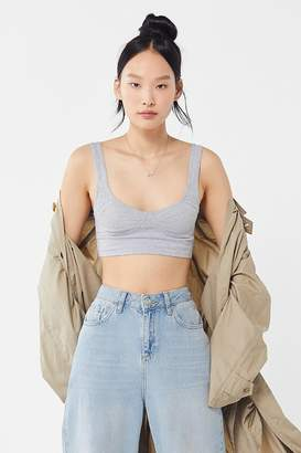 Out From Under Eloise Longline Scoop-Back Bra Top