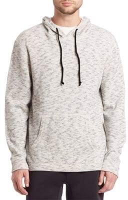 Madison Supply Marled Fleece Pullover Hoodie