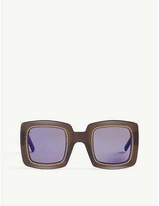 Marni Me625s square-frame sunglasses