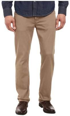 Hudson Byron Straight in Quicksand Khaki Men's Jeans