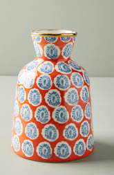 Anthropologie Small Elsa Vase