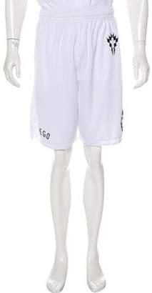 Marcelo Burlon County of Milan Jogger Shorts