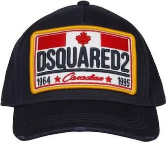DSQUARED2 Logo Canadian Patch Cap
