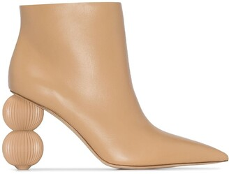 Cult Gaia Cam 100mm ankle boots