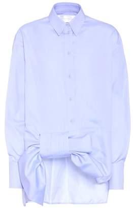 Victoria Beckham Victoria Cotton shirt