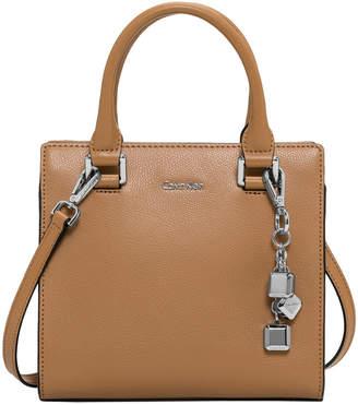 Calvin Klein Logan Double Handle Crossbody Bag