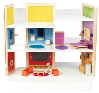 Infant Hape Diy Dream House $199.99 thestylecure.com