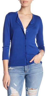 b3218be9d324 Blue 3 4 Sleeve Women s Sweaters - ShopStyle