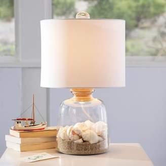 Pottery Barn Teen Bottle-It Bedside L + CFL Bulb