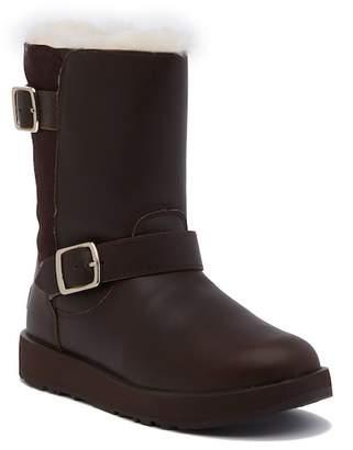 UGG Breida Waterproof Genuine Shearling Lined Boot