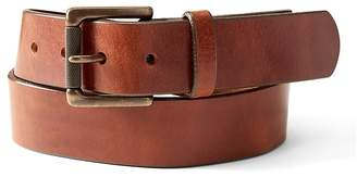 Banana Republic Tumbled Italian Leather Belt